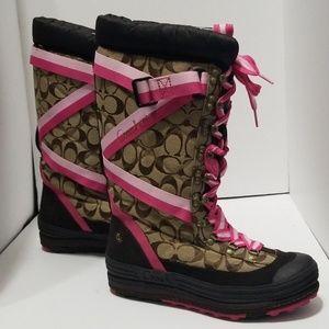 Coach Shoes - Coach Marian Boots